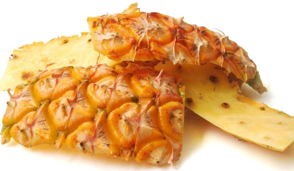 pineapple skin