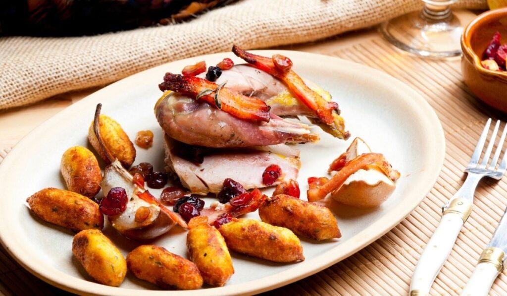 Pheasant Food