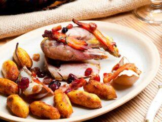 Pheasant-Food